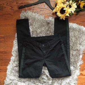 Rock & Republic Berlin Jeans Size 2 M Black Denim